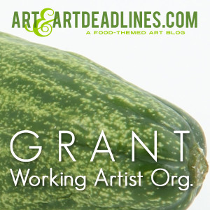 Learn more about the Working Artist Photography Award!
