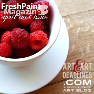 Learn more about the April International issue from FreshPaintMagazine!