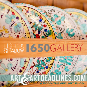 Learn more about the Light and Shadow exhibit from 1650 Gallery!
