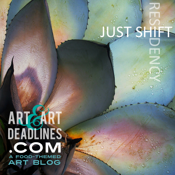 Learn more about the Artist Residency at The Edge from Just Shift!