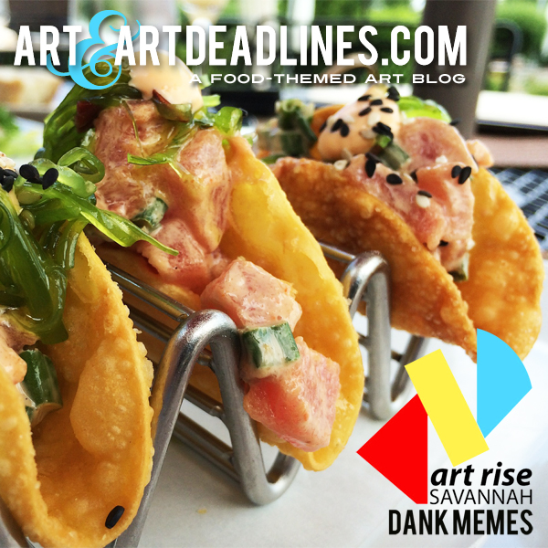 Learn more about the Dank Memes Exhibit at the Non-Fiction Gallery from Art Rise Savannah!