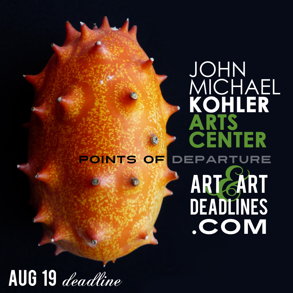 Learn more from the Points of Departure Exhibit from the John Michael Kohler Arts Center!