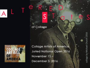 Learn more about the Altered States of Collage show!
