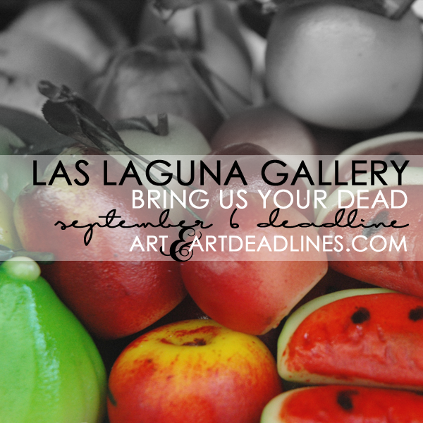 Learn more about the Bring us your Dead exhibit from Las Laguna Gallery!