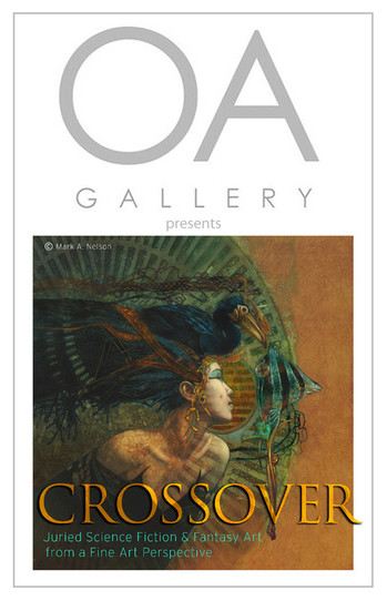 Learn more about the Crossover show from the OA Gallery!
