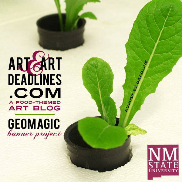 Learn more about the Geomagic opportunity -- a part of the UAG BiAnnual Banner Project at NMSU!