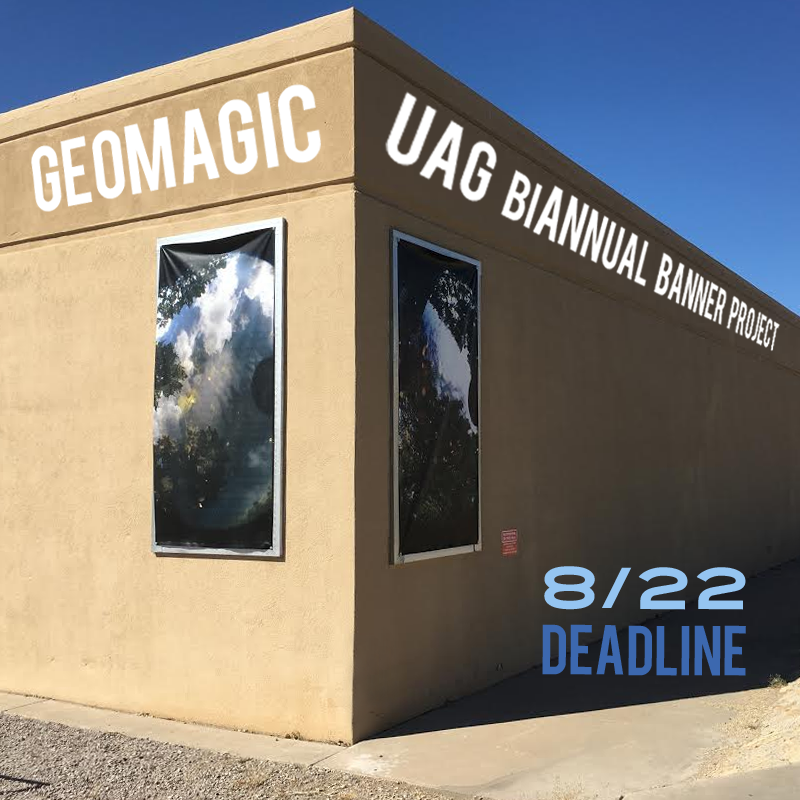 Learn more about the Geomagic opportunity -- a part of the UAG BiAnnual Banner Project!