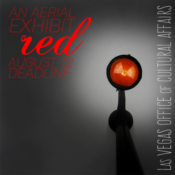 Learn more about the RED, the Aerial Gallery, from the City of Las Vegas Office of Cultural Affairs!