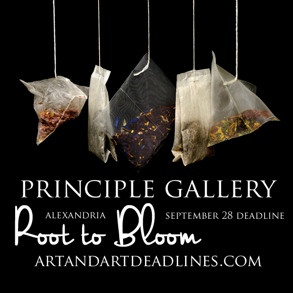 Learn more about the Root to Bloom exhibit at the Principle Gallery!