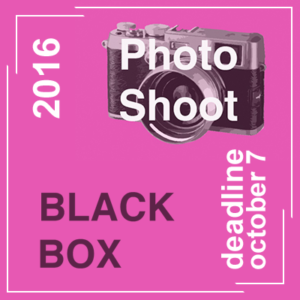 Learn more about Photo Shoot 2016 from Black Box Gallery in Portland, OR!