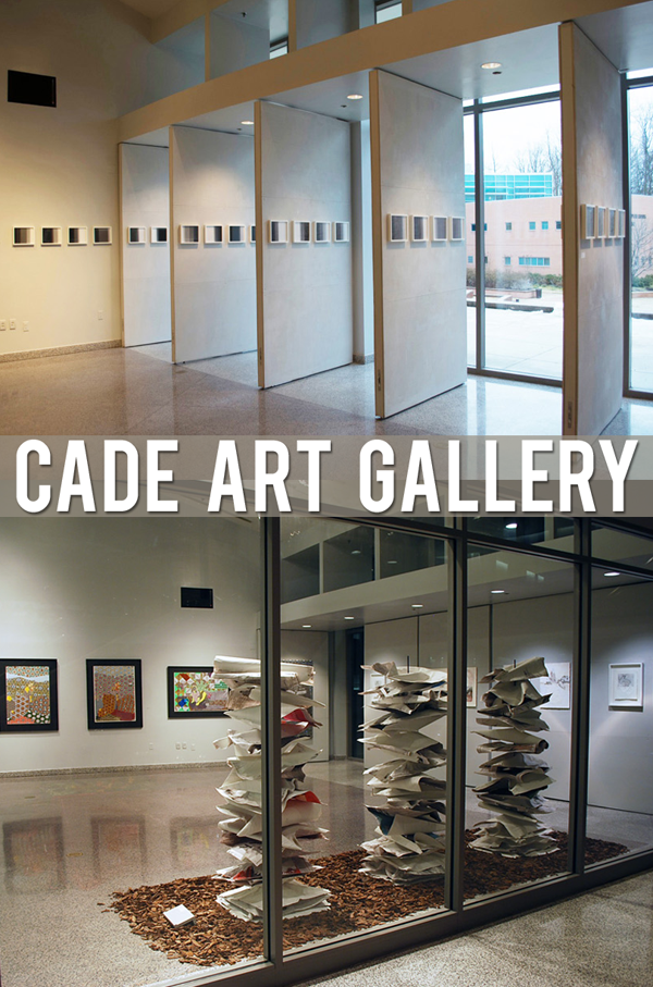 Learn more about the National Juried show from the Cade Art Gallery!