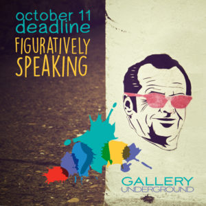 Learn more about the Figuratively Speaking from Gallery Underground in Crystal Springs, VA!