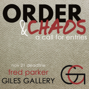 Learn more about the Order & Chaos exhibit at the Fred Parker Giles Gallery at EKU!