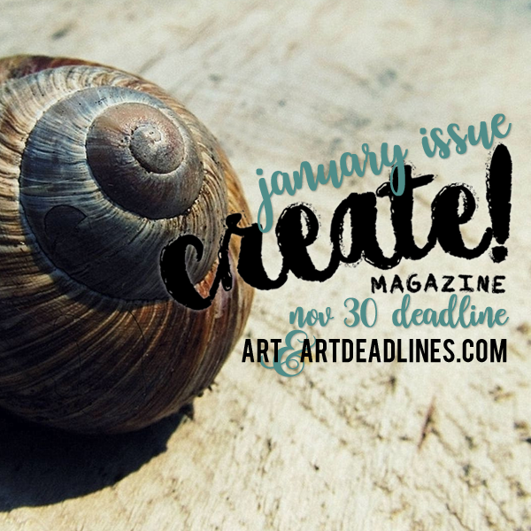 Learn more from Create! Magazine.