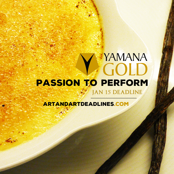 Learn more about the Passion to Perform contest from Yamana Gold!