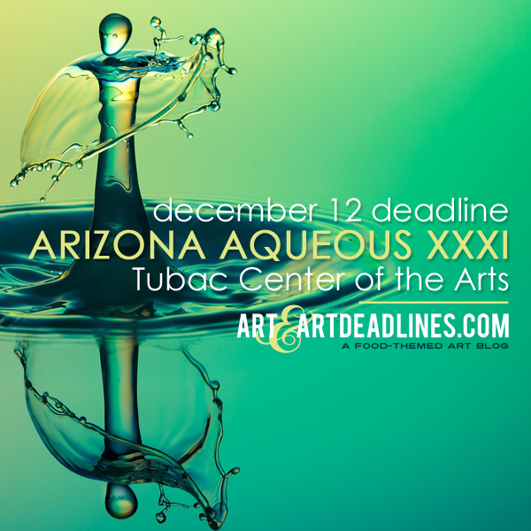 Learn more about Arizona Aqueous XXXI from the Tubac Center of the Arts!