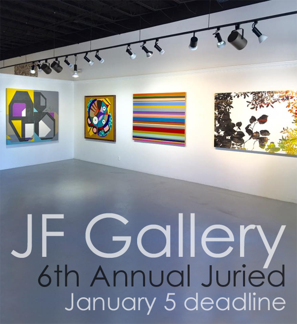 Learn more about the 6th Annual Juried Exhibit from the JF Gallery in West Palm Beach!