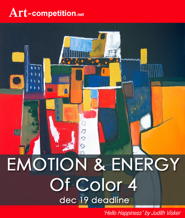 Learn more about the Emotion & Energy Of Color 4 exhibit from art-competition.net!