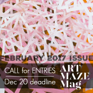 Learn more from Art Maze Magazine!