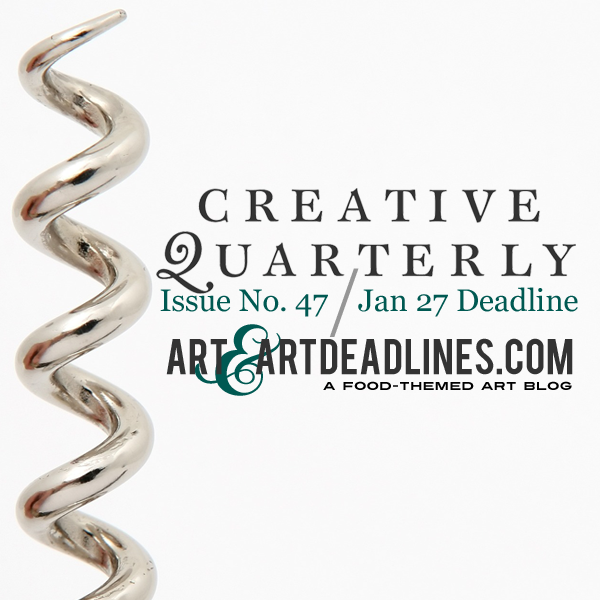 Learn more about Issue No 47 of the Creative Quarterly Journal!