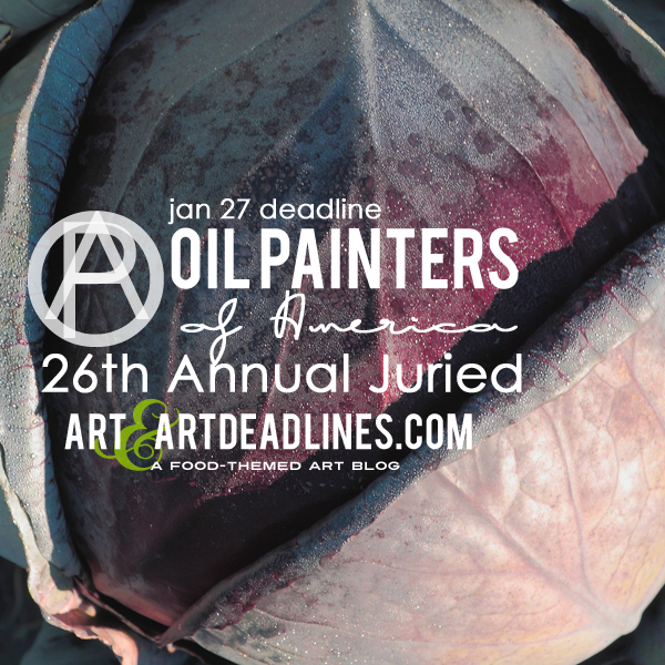 Learn more about the 26th Annual OPA Juried Exhibition!