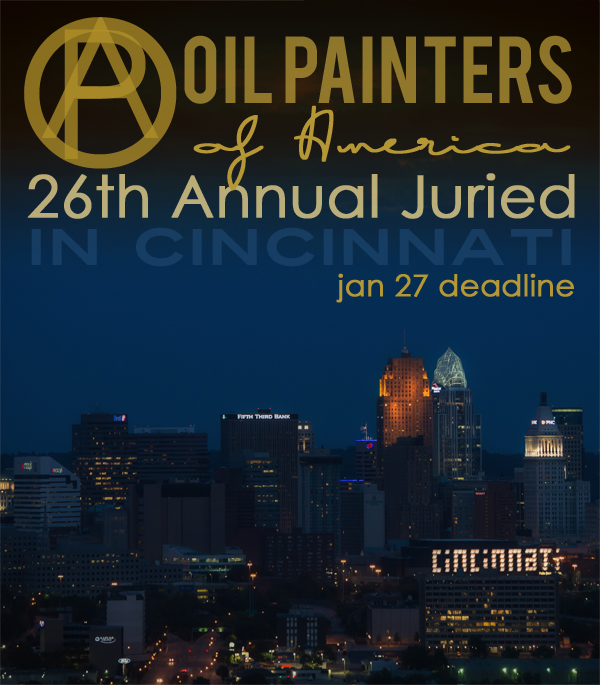 Learn more about the 26th Annual OPA Juried Exhibition
