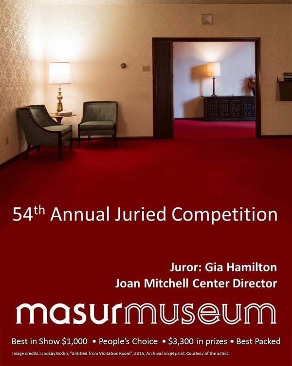 Learn more about the 54th Annual Juried from the Masur Museum!