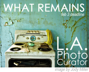 Learn more about the What Remains exhibit from L.A. Photo Curator!