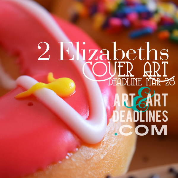 Cover Art wanted by 2 Elizabeths magazine!