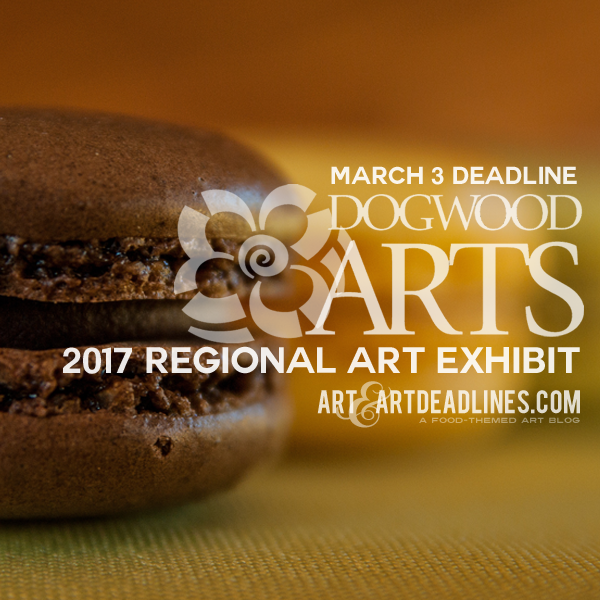 Learn more about the 2017 Regional Exhibit from Dogwood Arts!