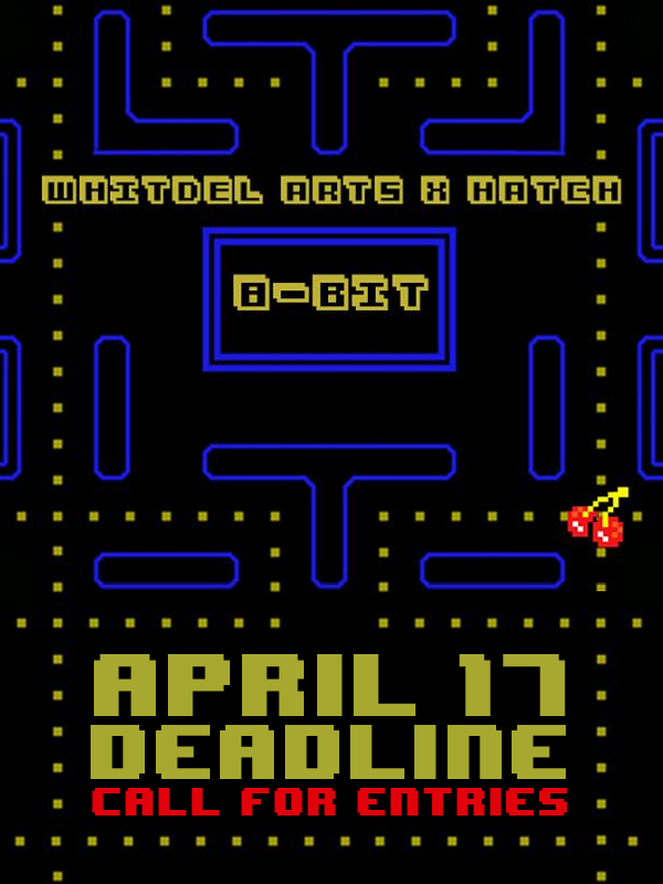 Learn more about the 8-Bit Exhibit from Whitdel Arts and Hatch Arts!
