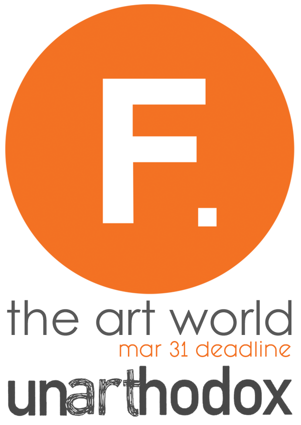 Learn more about the F The Art World exhibit from the unARThodox Gallery!