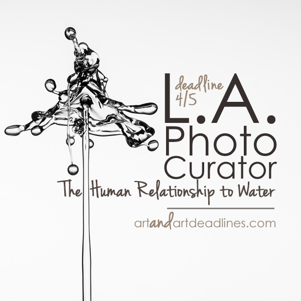 Learn more about the Human Relationship to Water exhibit from LA Photo Curator!