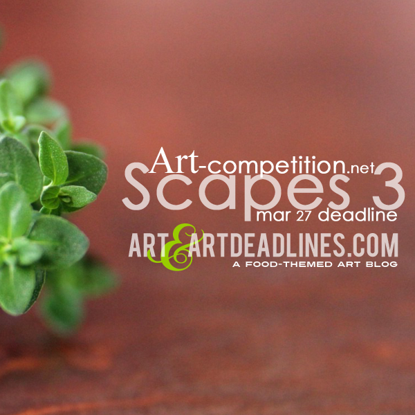 Learn more about the Scapes 3 Exhibit from art-competition.net!