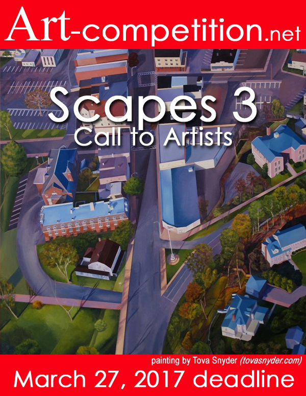 Learn more about the Scapes 3 Exhibit from art-competition,