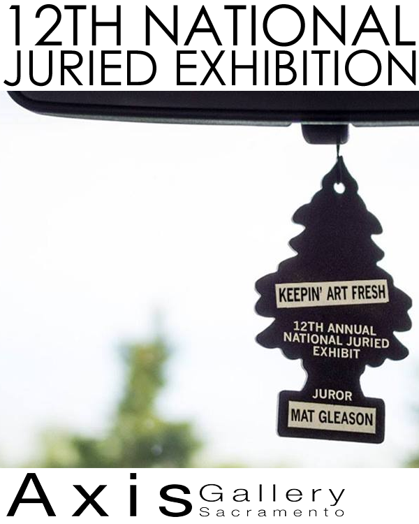 Learn more about the 12th Annual National Juried Exhibition from the Axis Gallery!