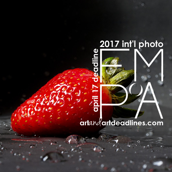 Learn more about the 2017 Int'l Photography Competition from the Florida Museum of Photographic Arts!