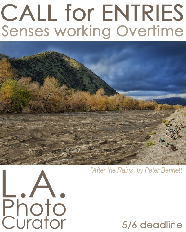 Learn more about the Senses working Overtime exhibit from LAPhotoCurator!