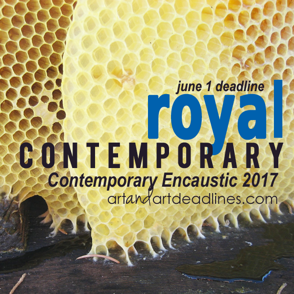 Learn more about the 2017 Contemporary Encaustic exhibit from the Royal Contemporary Gallery!