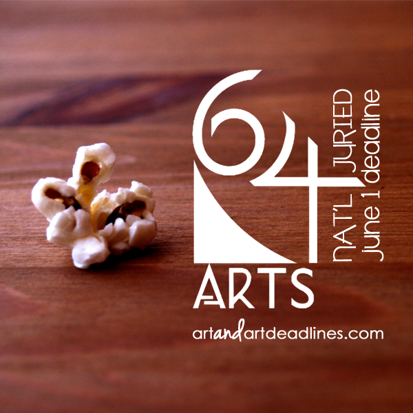Learn more about the 64 Arts National Juried Exhibition from the Buchanan Center for the Arts!