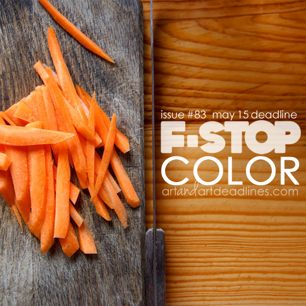 Learn more about the Color issue of F-Stop Magazine!