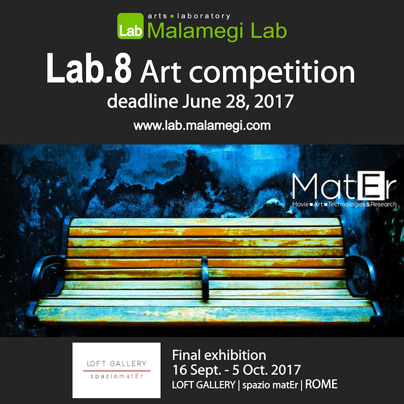 Learn more about the LAB.8 Art Contest from Malamegi Lab!