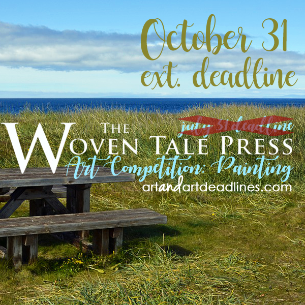 Learn more about the Painting Competition from Woven Tale Press!