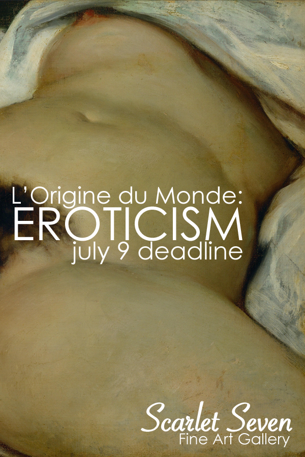 Learn more about L'Origine du Monde Eroticism from Scarlet Seven Art Gallery!