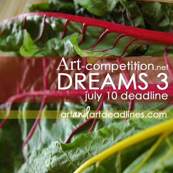 Learn more about the Dreams 3 exhibit from G25N and Art-competition net!