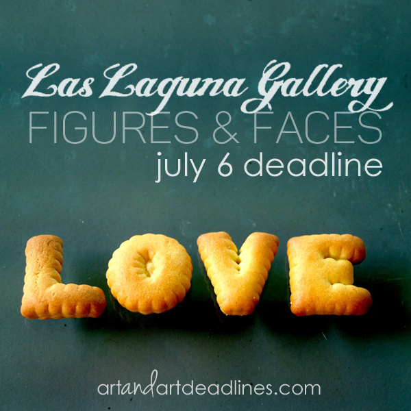 Learn more about the Figures & Faces exhibit from Las Laguna Gallery!
