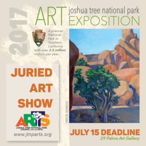 Learn more about the Joshua Tree National Park Art Expo from the Joshua Tree National Park Council for the Arts!