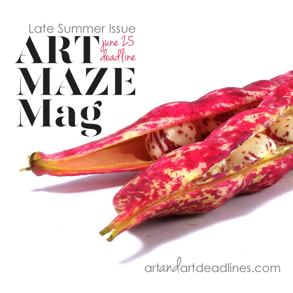 Learn more about the Late Summer Issue of Art Maze Magazine!