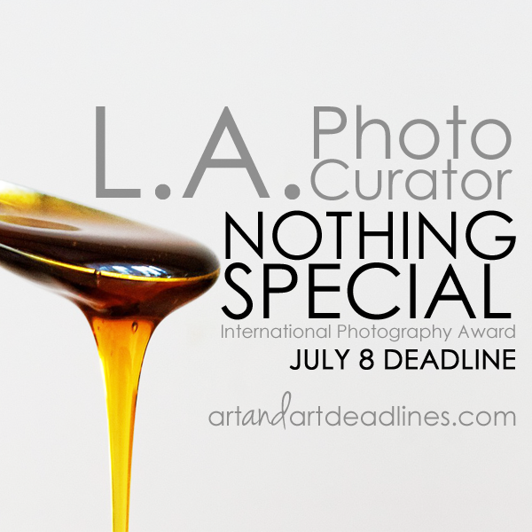 Learn more about the Nothing Special exhibit from LA Photo Curator!