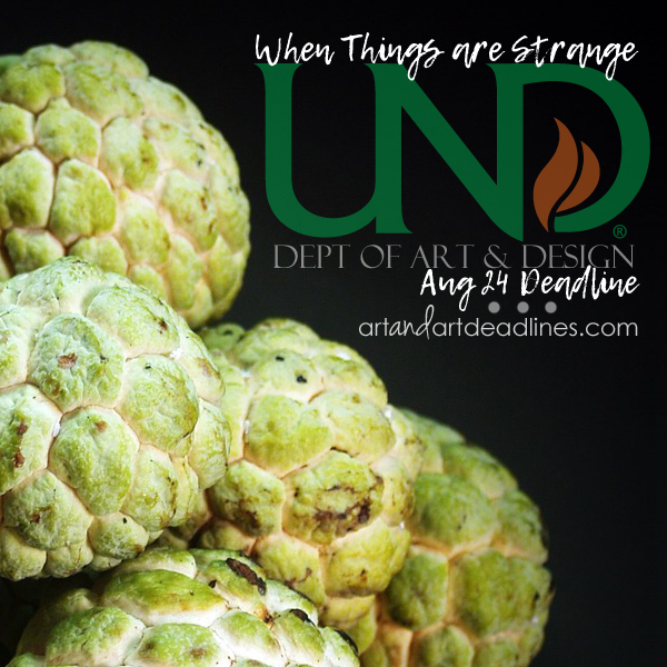 Learn more about When Things are Strange from the Univ of ND!